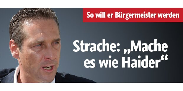 Strache: