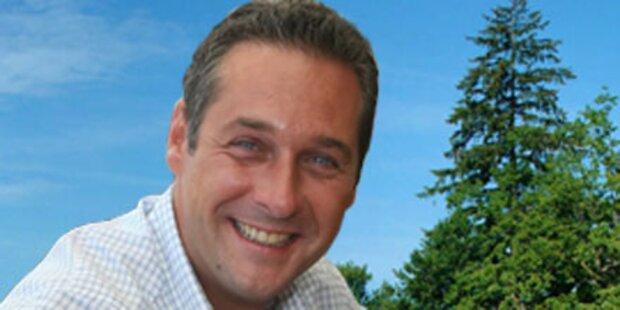 Strache holt Politiker aus Urlaub zurück