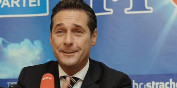 FPÖ-Strache: KZ-Skandal auf Facebook