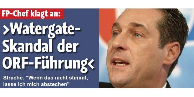 Strache ortet ORF-
