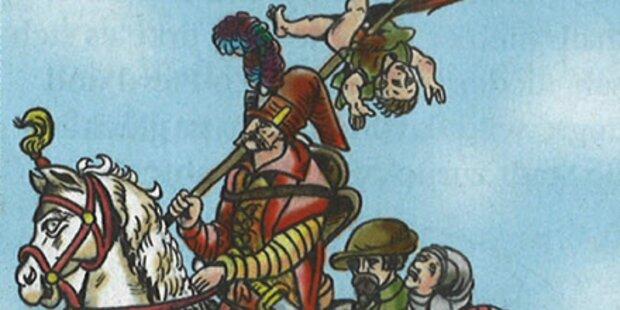 FPÖ-Comic soll Nazi-Anspielung enthalten