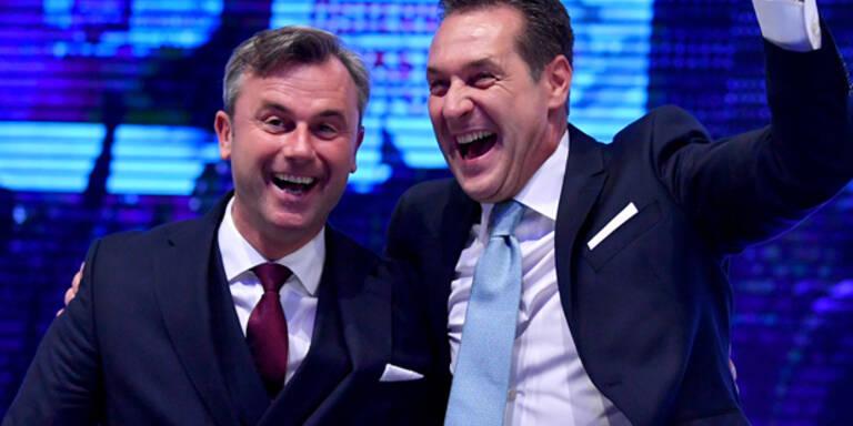 Tiroler Wirt nach Klage von Strache & Hofer verurteilt