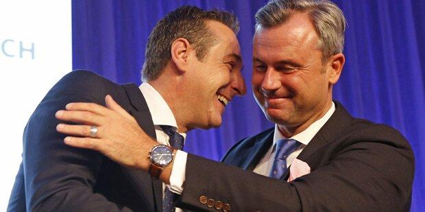 Hofer: Strache wird Spitzenkandidat bei NR-Wahl