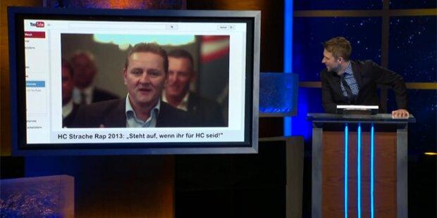US-TV: Strache wird zu