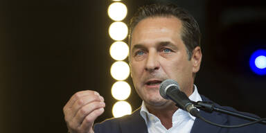 FPÖ-Kampfansage: Strache will Erster werden