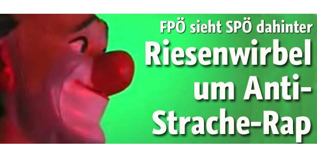 ÖVP wettert gg SPÖ nach Anti-Strache-Rap