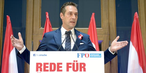 FPÖ will bei Europawahl Erster werden
