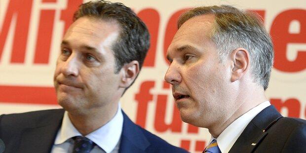FPÖ will Gehälter von wilden Abgeordneten kürzen