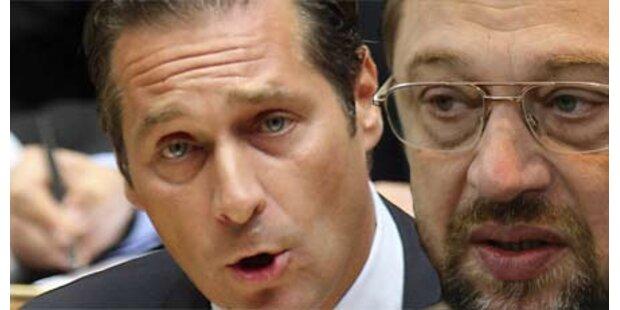 SPD-Politiker: Strache ist ein Nazi