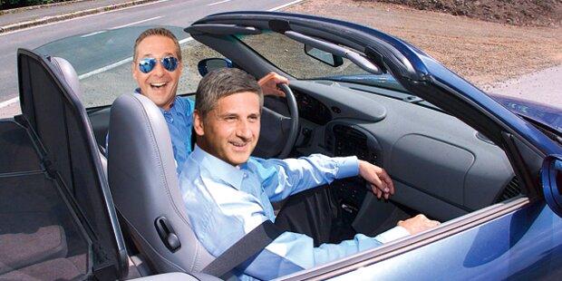 Volle Fahrt für Schwarz-Blau?
