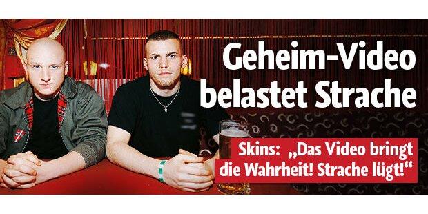 Geheim-Video belastet FP-Chef Strache