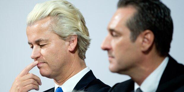 Geert Wilders muss vor Gericht
