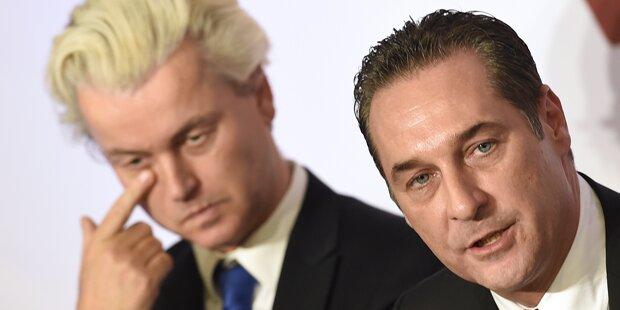 Wilders-Partei steigt weiter in Wählergunst