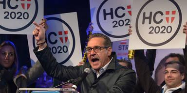 Team Strache tritt bei Oberösterreich-Wahl an