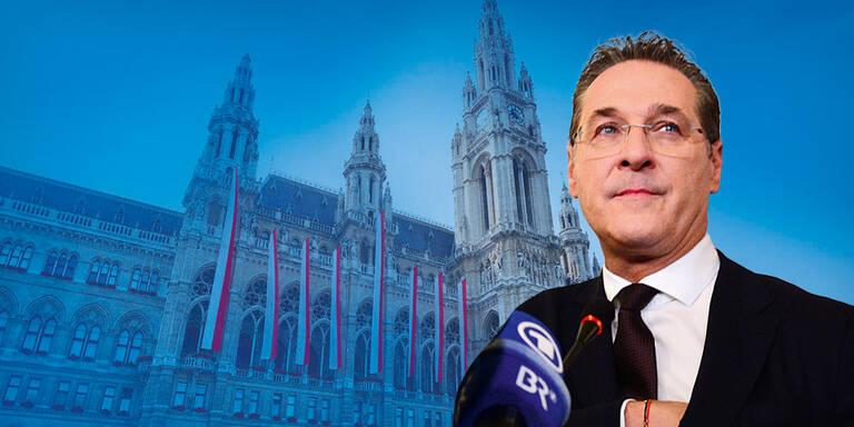 Betrugsermittlungen gegen HC Strache wegen Verdacht auf Mandatskauf