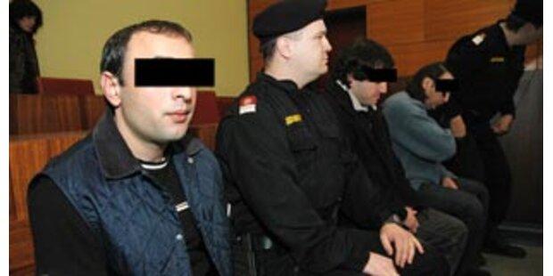 Mehrjährige Haftstrafen für