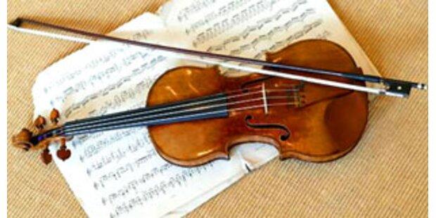 Stradivari bringt 11 Mio € für Beben-Opfer