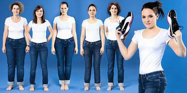 Anti-Cellulite: Auftakt zum Straff-Check