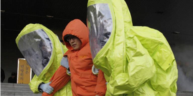 Präfekturen bereiten Evakuierung vor