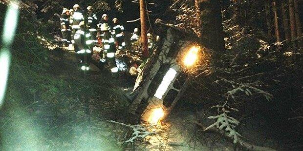 Teenie-Paar bei Crash verletzt