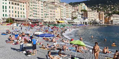 strand italien
