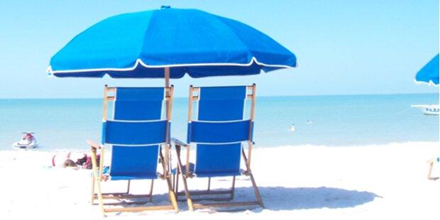 Badegäste verlieren Millionen am Strand
