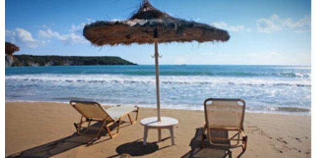 Urlaubswillen trotz Krise ungebrochen
