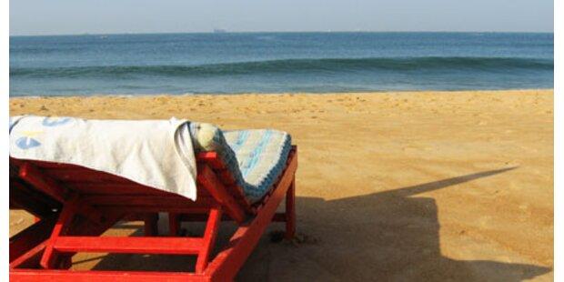 Urlaubsländer: Noch keine Reisewarnung