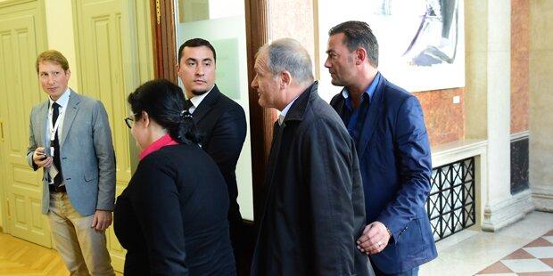 U-Ausschuss: Strasser will keine Show