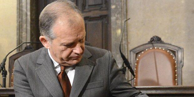 LIVE-TICKER: Strasser-Prozess von Donnerstag Vormittag