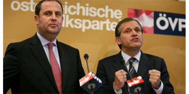 Strasser EU-Spitzenkandidat für ÖVP