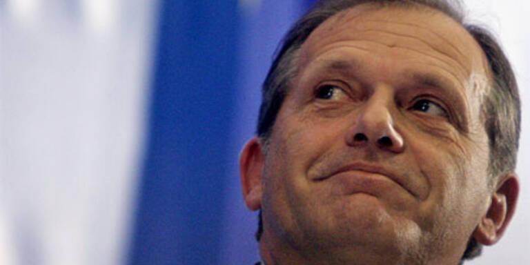 EU-Parlament: Vorwürfe gegen Strasser
