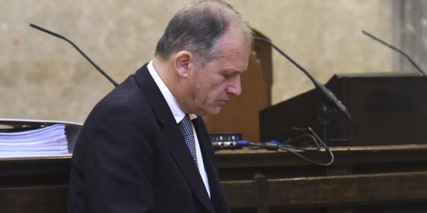 Ernst Strasser erneut schuldig gesprochen