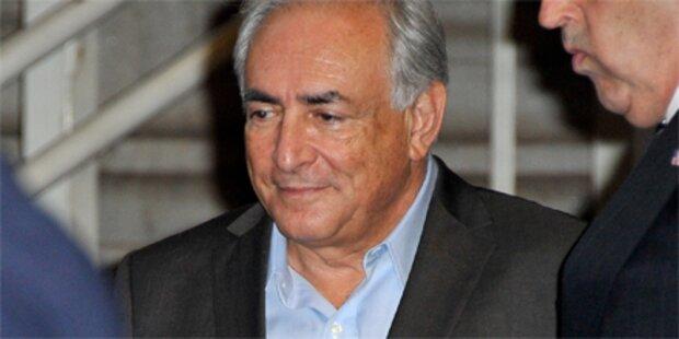 Porno-Star gibt Sex mit Strauss-Kahn zu