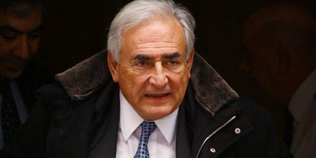 Strauss-Kahn war bei Sex-Partys