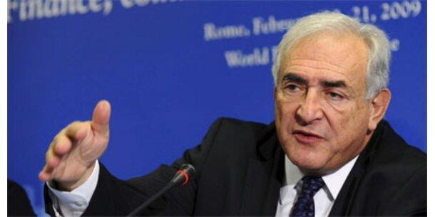 IWF-Chef erwartet Verschärfung der Krise