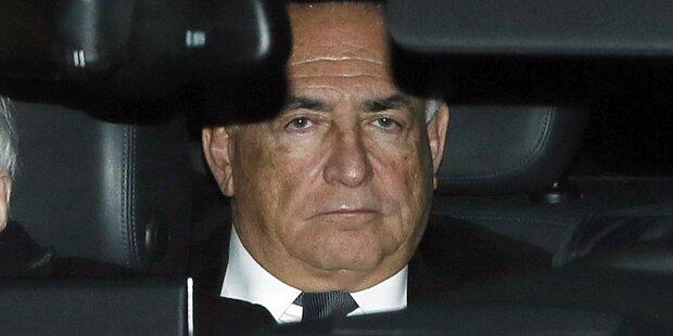Strauss-Kahn: Staatsanwalt fordert Freispruch