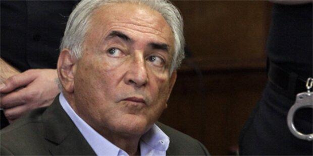 Zahlt DSK 3 Mio. Dollar Schweigegeld?