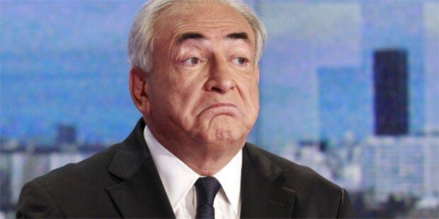 Lud Strauss-Kahn zu Sexpartys?