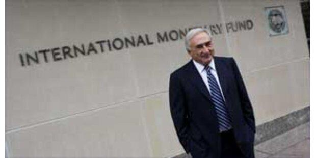 Strauss-Kahn neuer IWF-Chef
