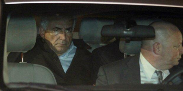 Sex-Krimi um Top-Banker Strauss-Kahn