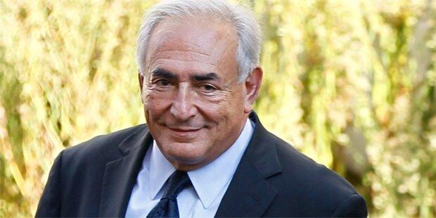 Wieder Sex-Skandal um Strauss-Kahn