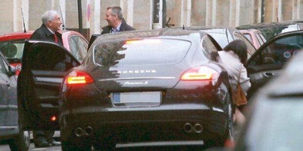 Kaviar-Sozi und Porsche-Fahrer