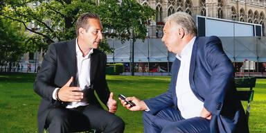 Strache: 2015 Bürgermeister in Wien
