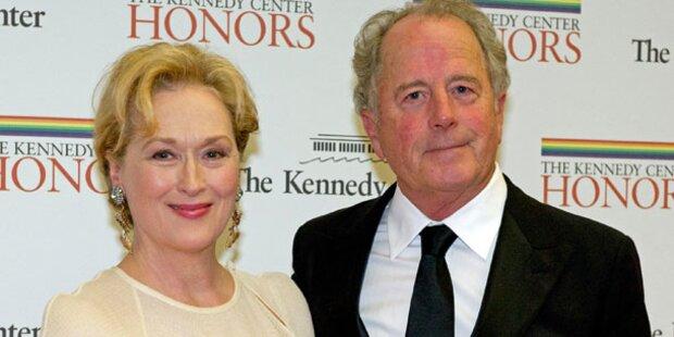Meryl Streep: Steht ihre Ehe vor dem Aus?