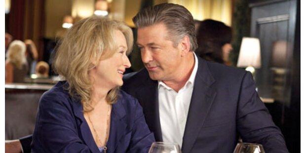 Meryl Streep: Mehr Sex mit dem Ex