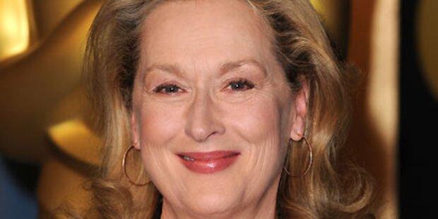 Streep wird