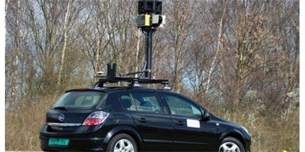 Aus für Google-Street View?