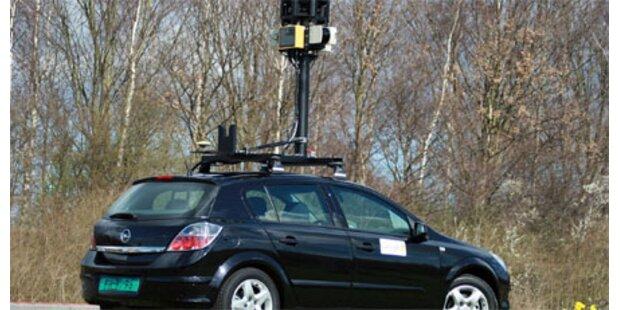 Rechtslage zu Google Street View