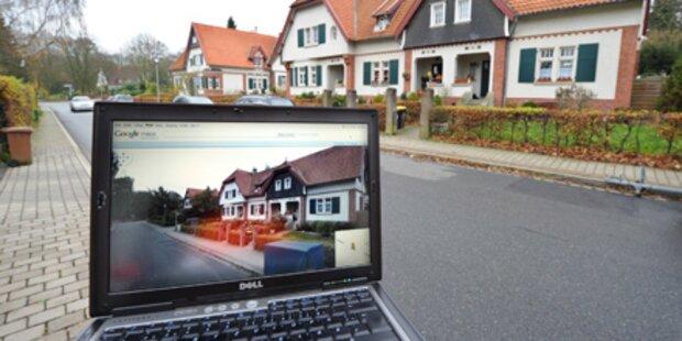 Freie Fahrt für Google Street View